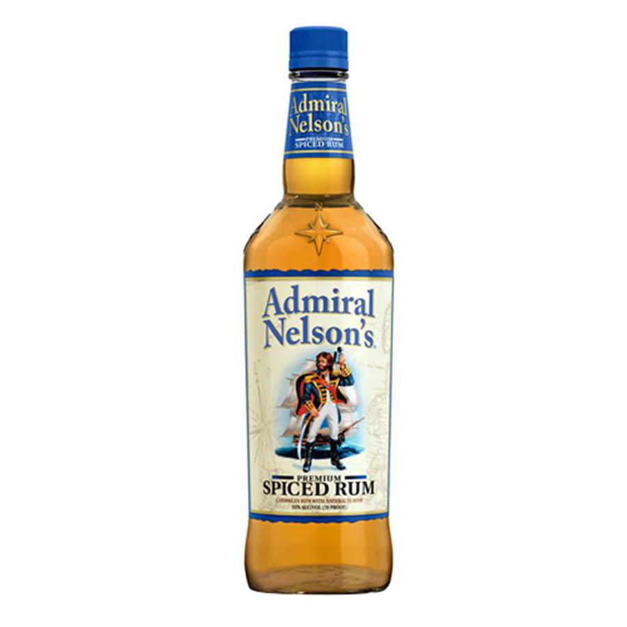 ADMIRAL NELSONS SPICED RUM LTR