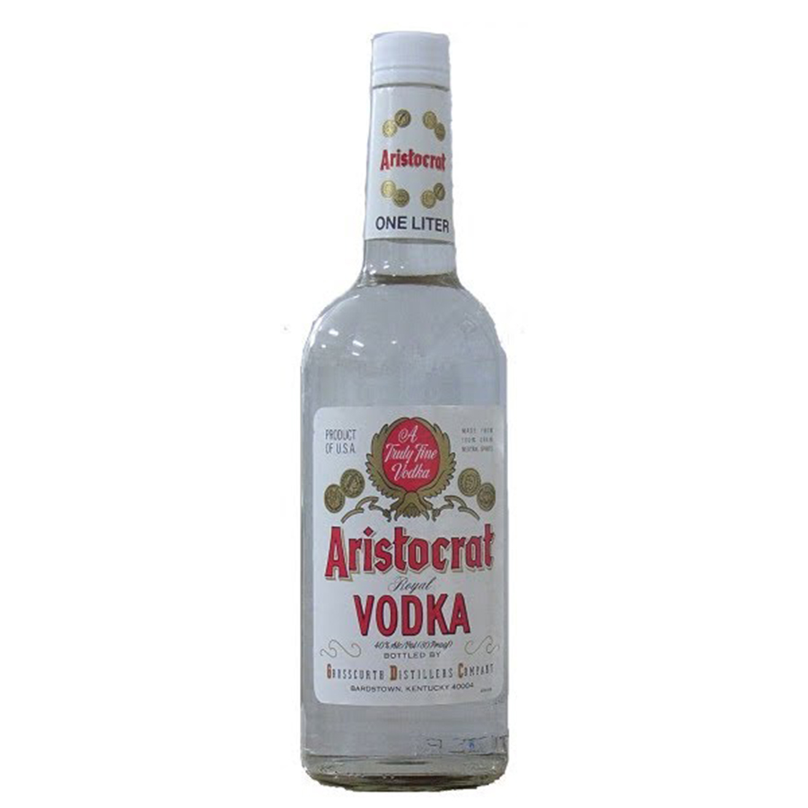 ARISTOCRAT VODKA LTR