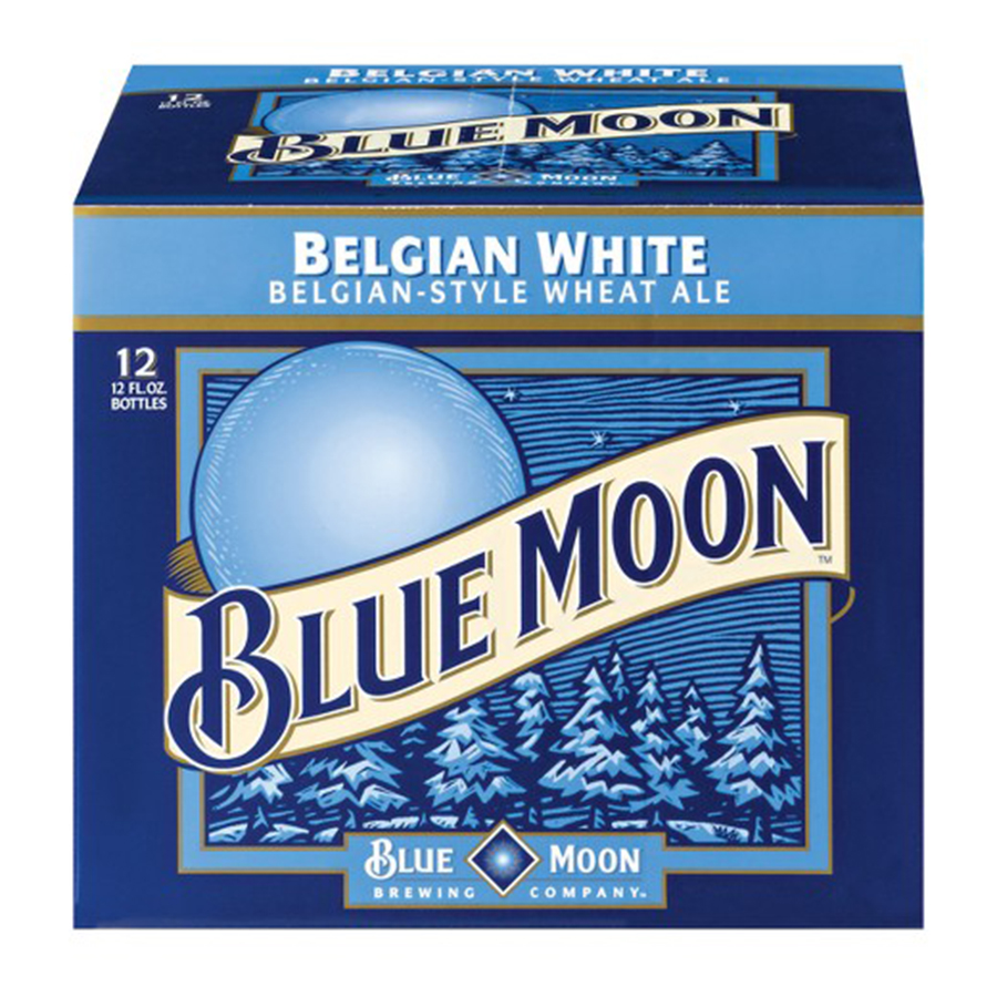 BLUE MOON BELGIAN 12NR
