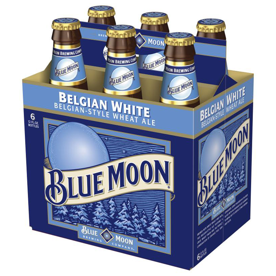BLUE MOON BELGIAN 6NR