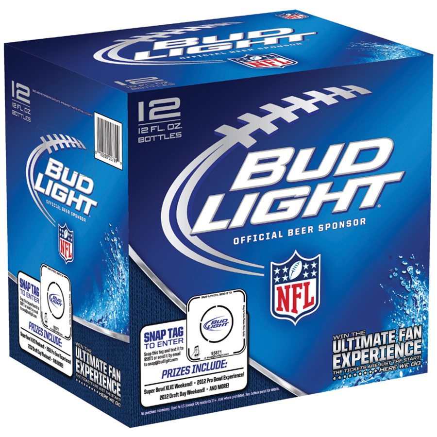 BUD LIGHT 12NR