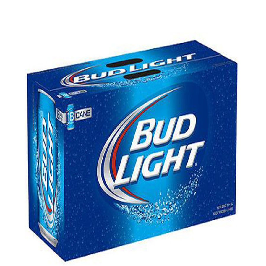 BUD LIGHT 18CAN