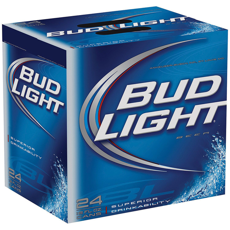 BUD LIGHT 24NR