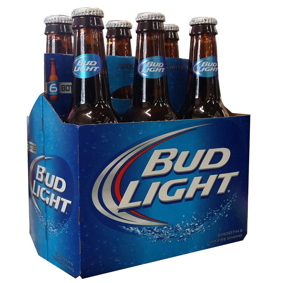 BUD LIGHT 6NR