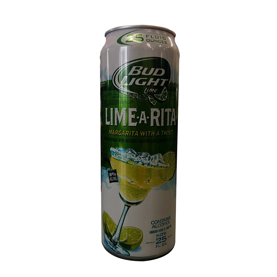 BUD LIGHT LIME A RITA 25OZ