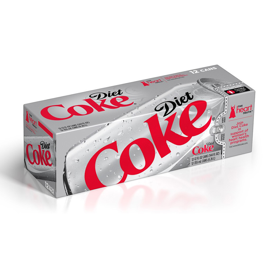 COKE DIET COKE 12CAN