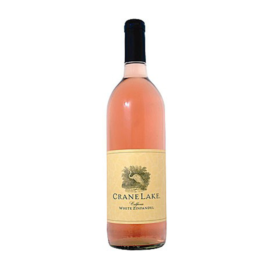 CRANE LAKE WHITE ZINFANDEL 750