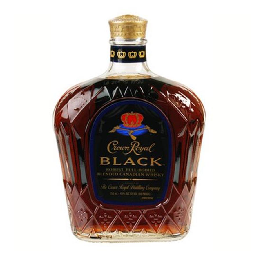 CROWN ROYAL BLACK 750