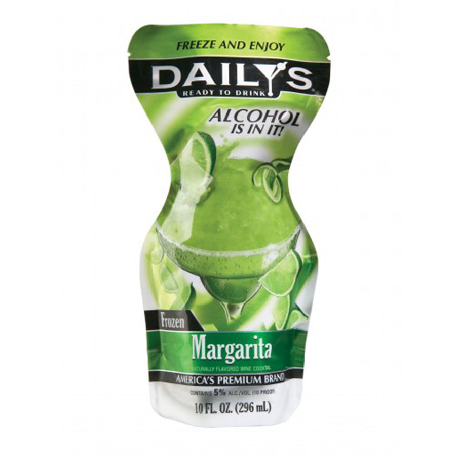 DAILYS MARGARITA POUCH 10OZ