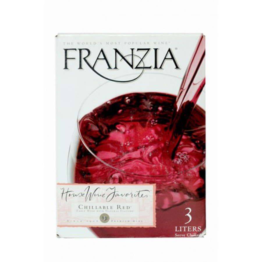 FRANZIA CHILLABLE RED 3LTR