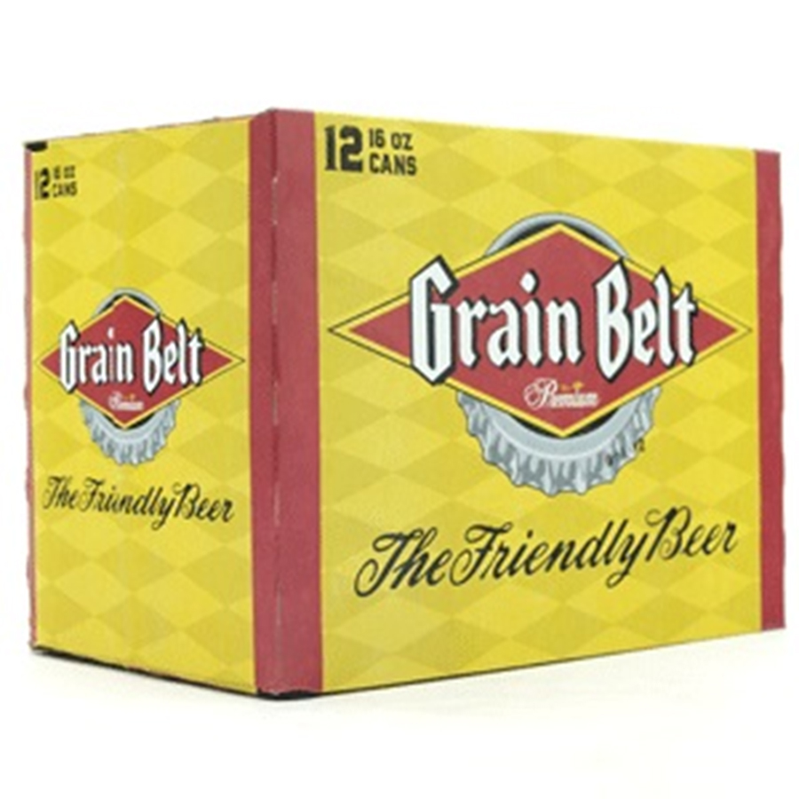 GRAIN BELT PREMIUM 12CAN