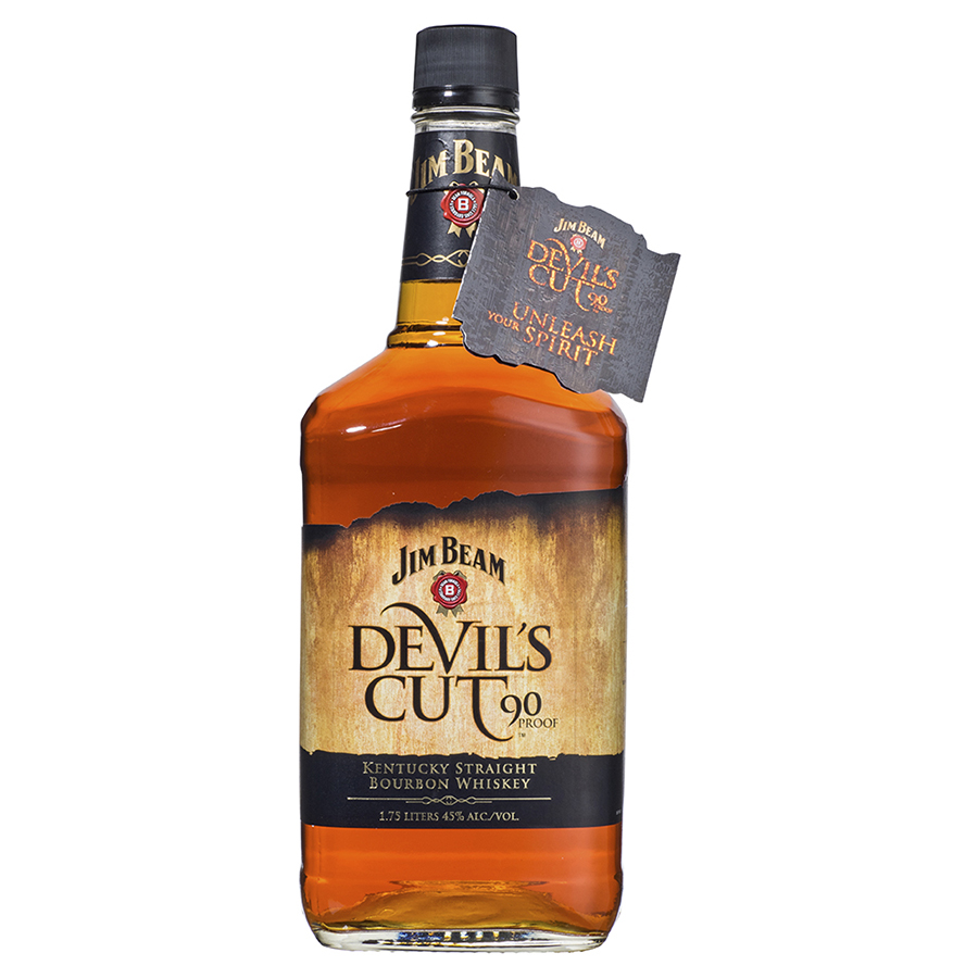 JIM BEAM DEVILS CUT 1.75