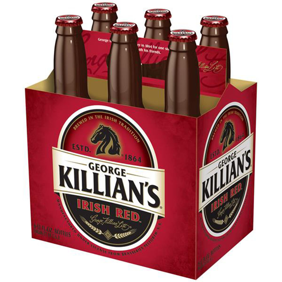 KILLIANS IRISH RED 6NR
