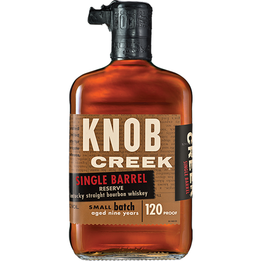 KNOB CREEK SINGLE BARREL 750