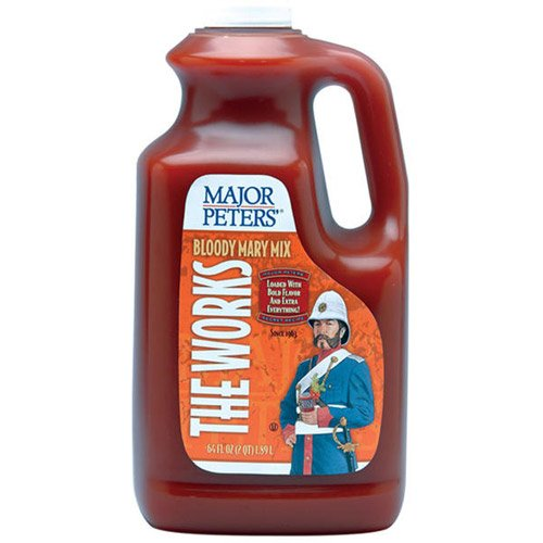 MAJOR PETERS THE WORKS 64OZ