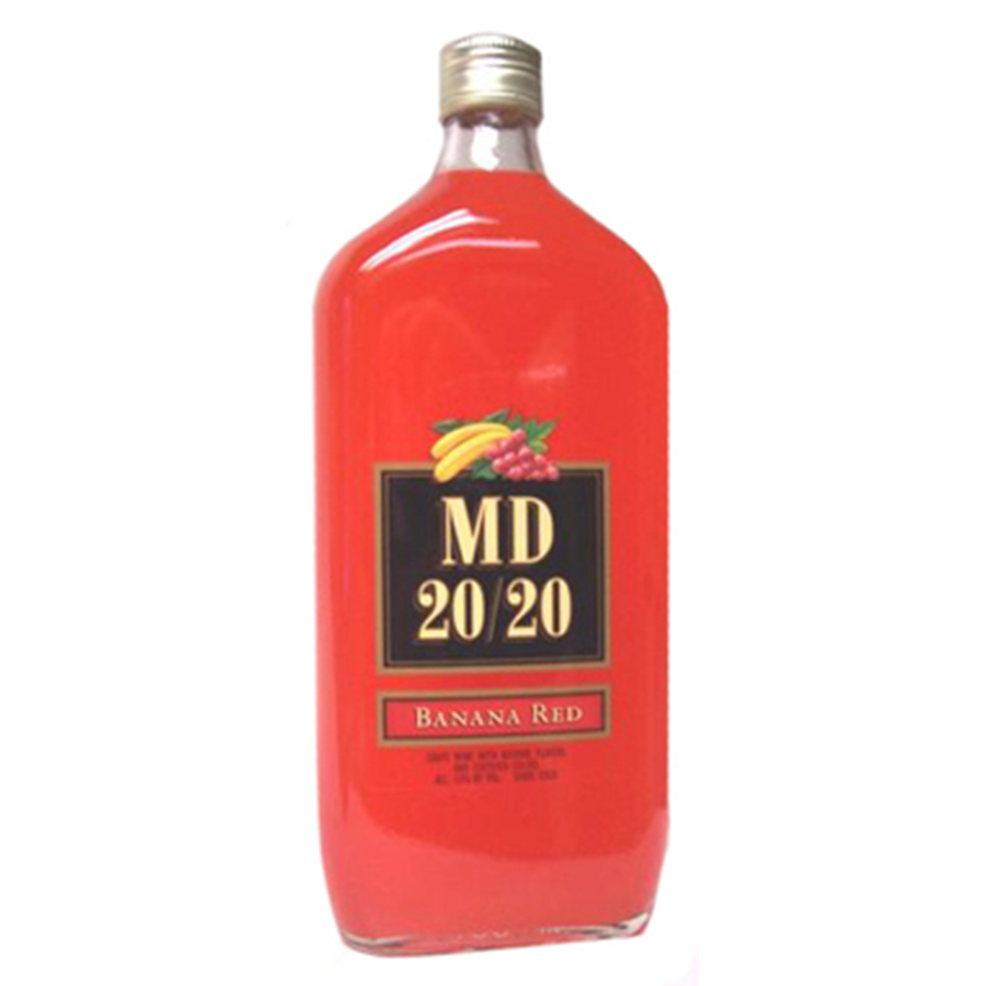 MD 20/20 BANANA RED 750