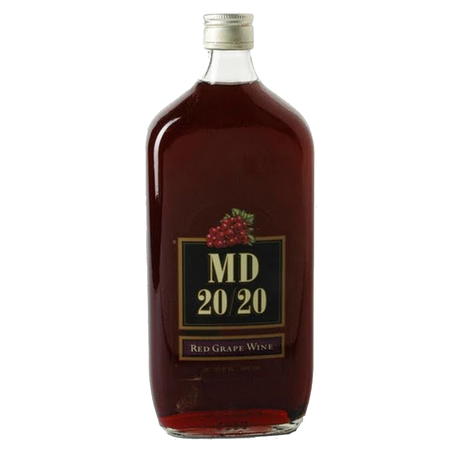 MD 20/20 RED GRAPE WINE 750