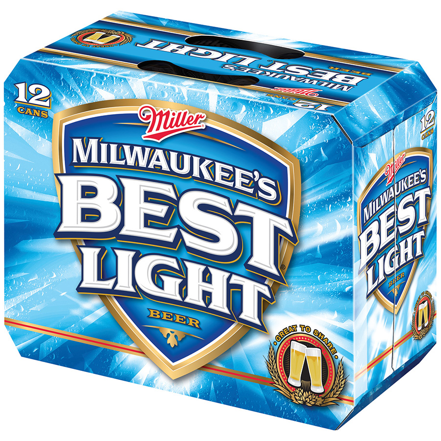 MILWAUKEES BEST LIGHT 12CAN