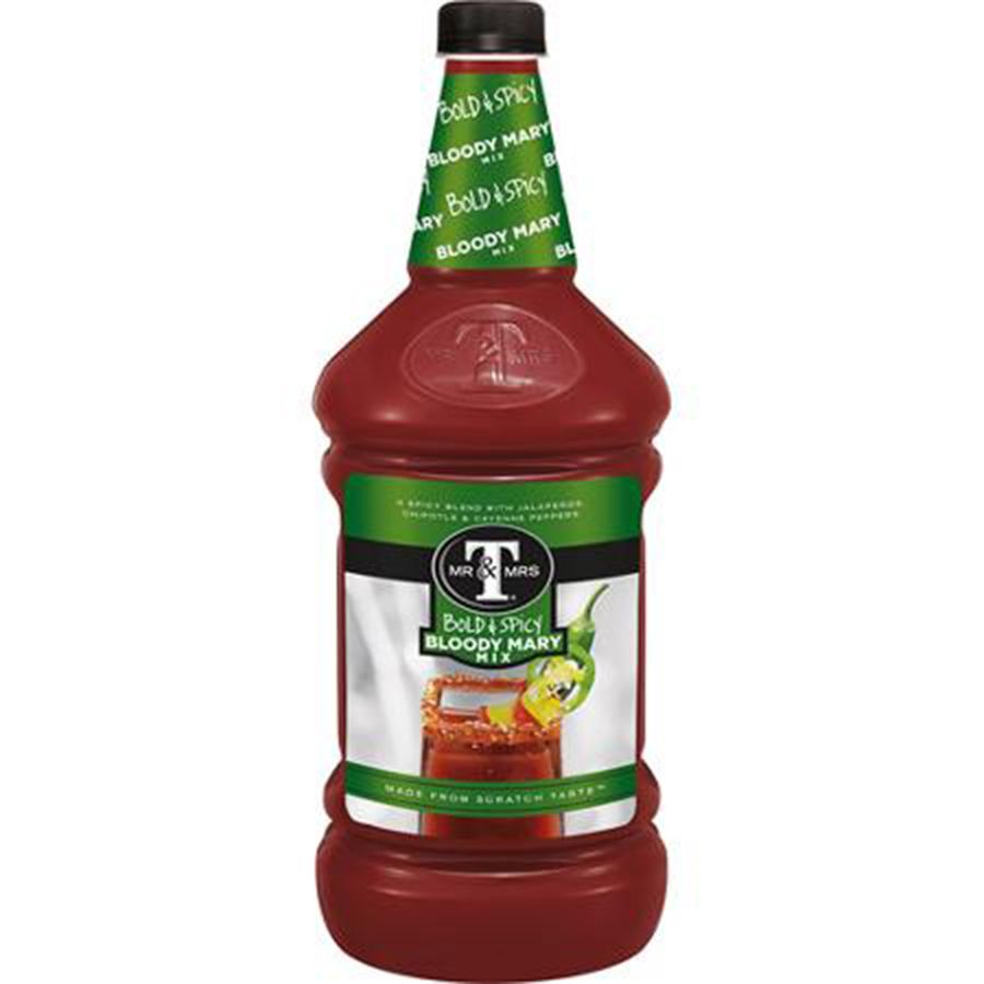 MR & MRS T BOLD & SPICY 1.75