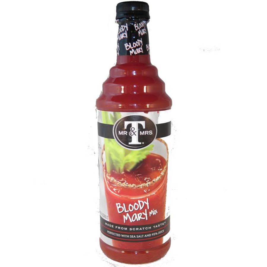 MR & MRS T ORGINAL BLOODY MARY LTR