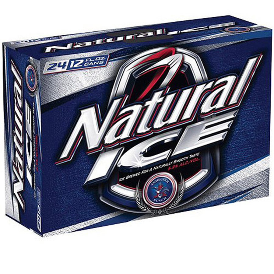 NATURAL ICE 24CAN