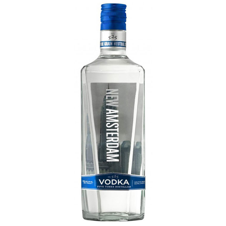NEW AMSTERDAM VODKA 1.75