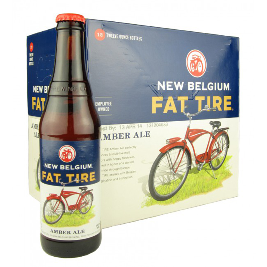 NEW BELGIUM FAT TIRE 12NR