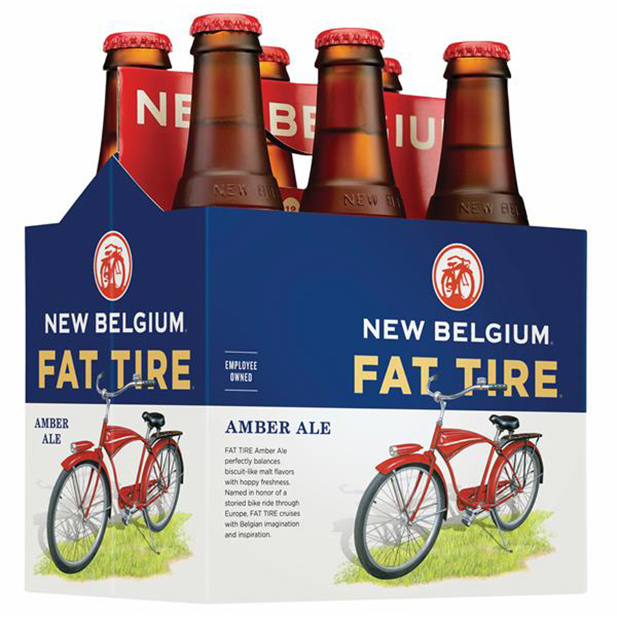 NEW BELGIUM FAT TIRE 6NR