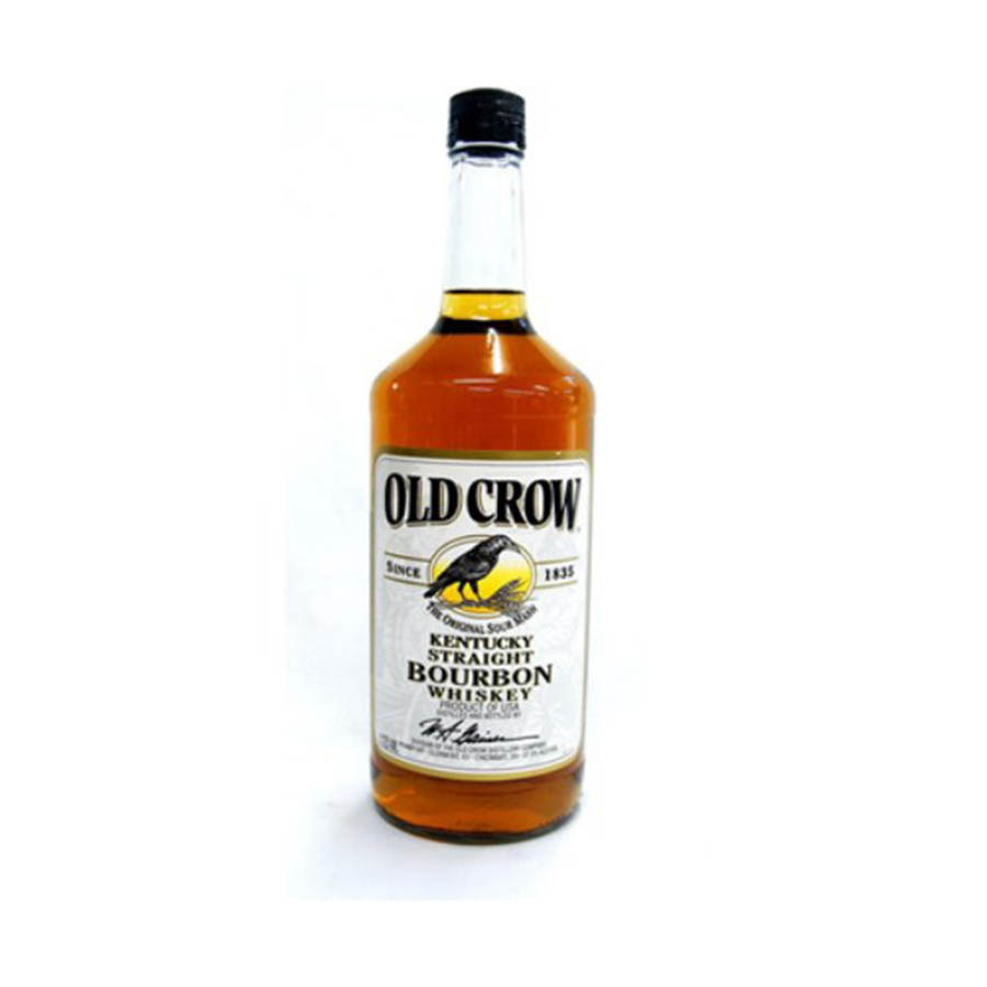 OLD CROW WHISKEY LTR
