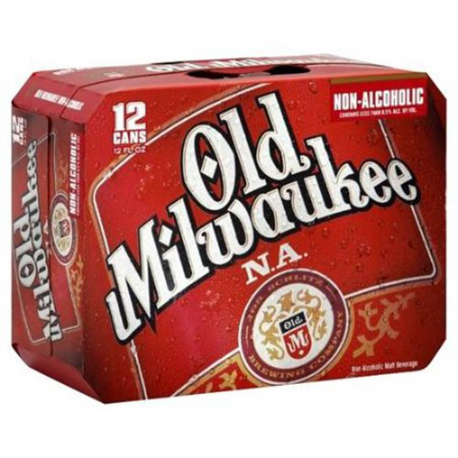 OLD MILWAUKEE 12CAN
