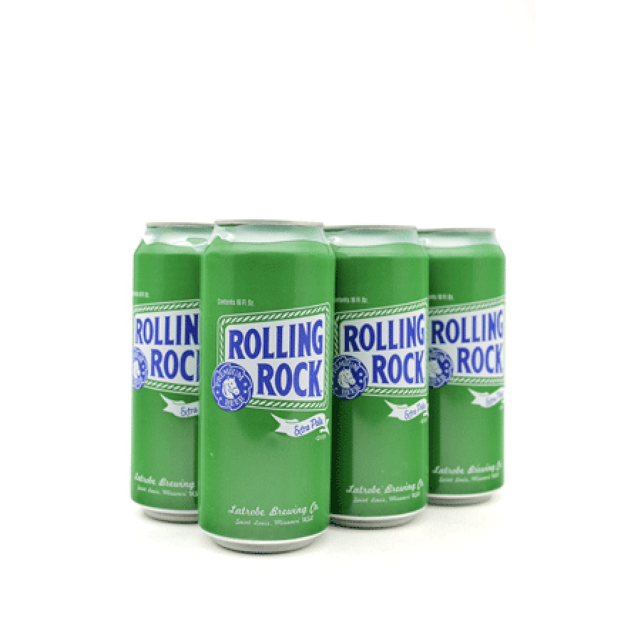 ROLLING ROCK 6PK 16OZ CAN
