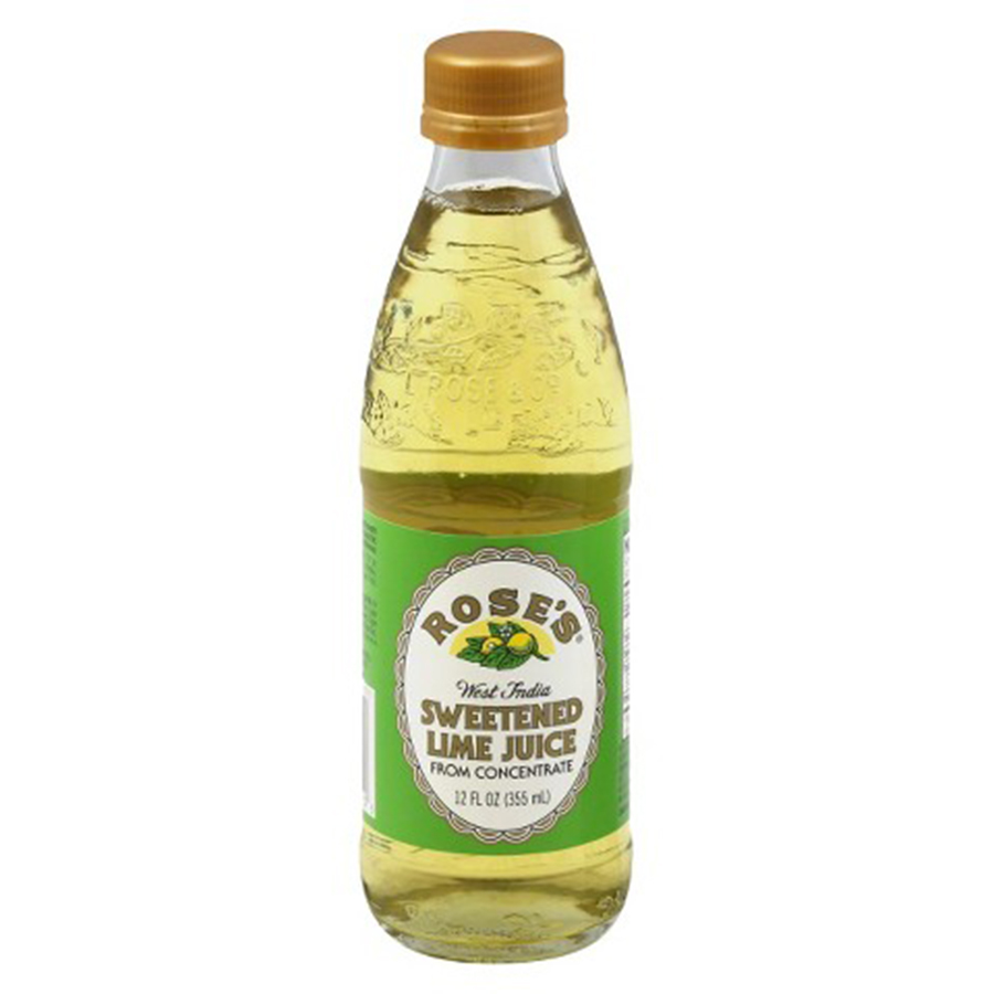 ROSES LIME JUICE 12OZ