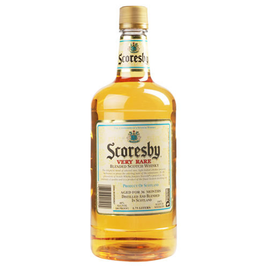 SCORESBY SCOTCH WHISKEY LTR