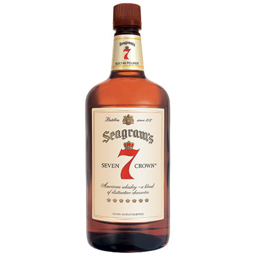 SEAGRAMS 7 1.75