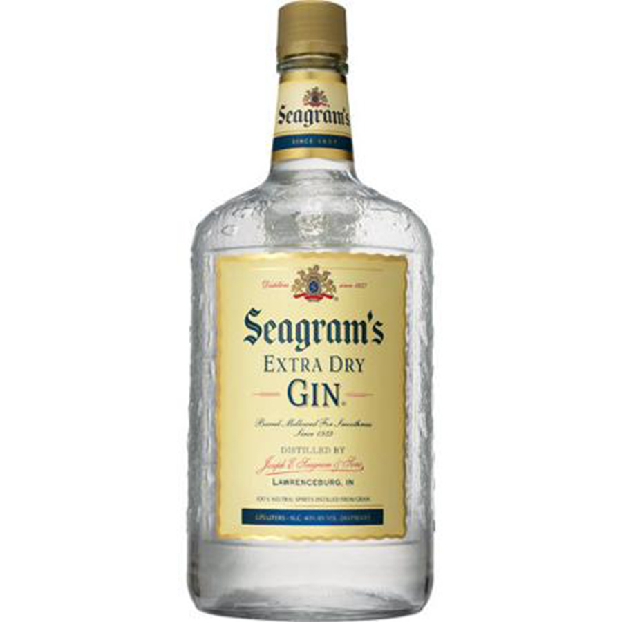SEAGRAMS GIN 1.75