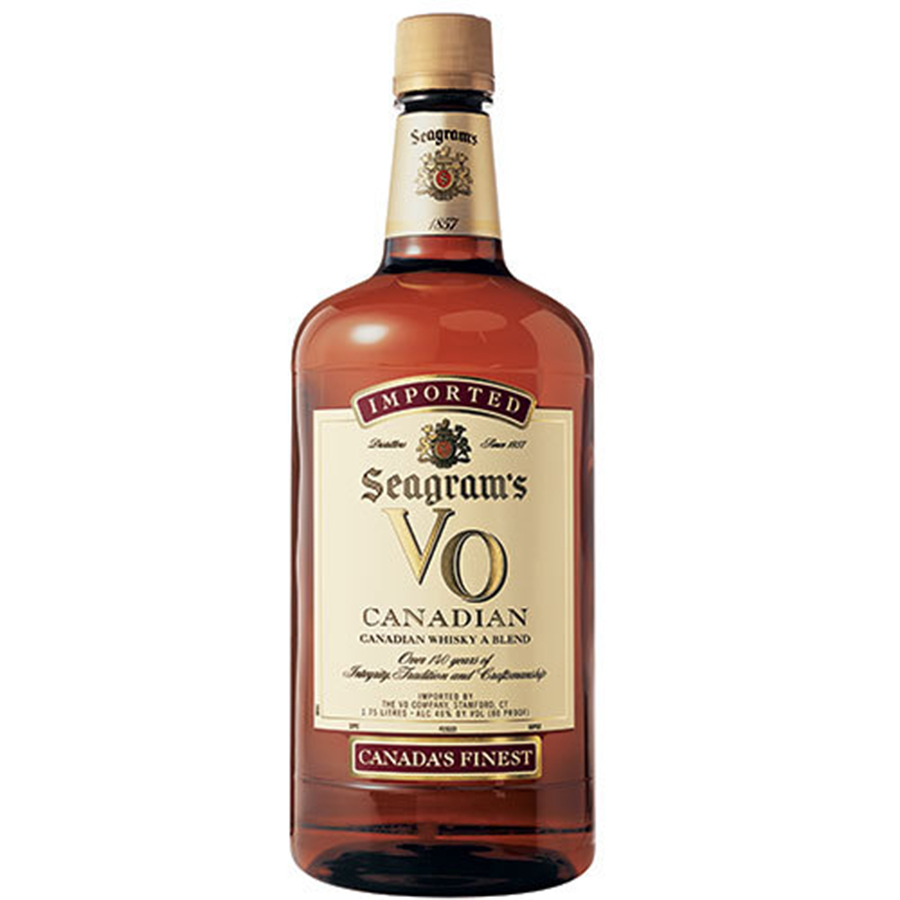 SEAGRAMS VO WHISKEY 1.75