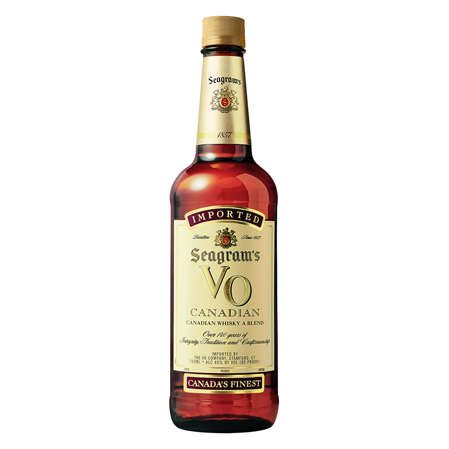 SEAGRAMS VO WHISKEY LTR