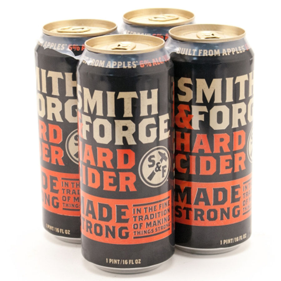SMITH & FORGE 16OZ 4CAN
