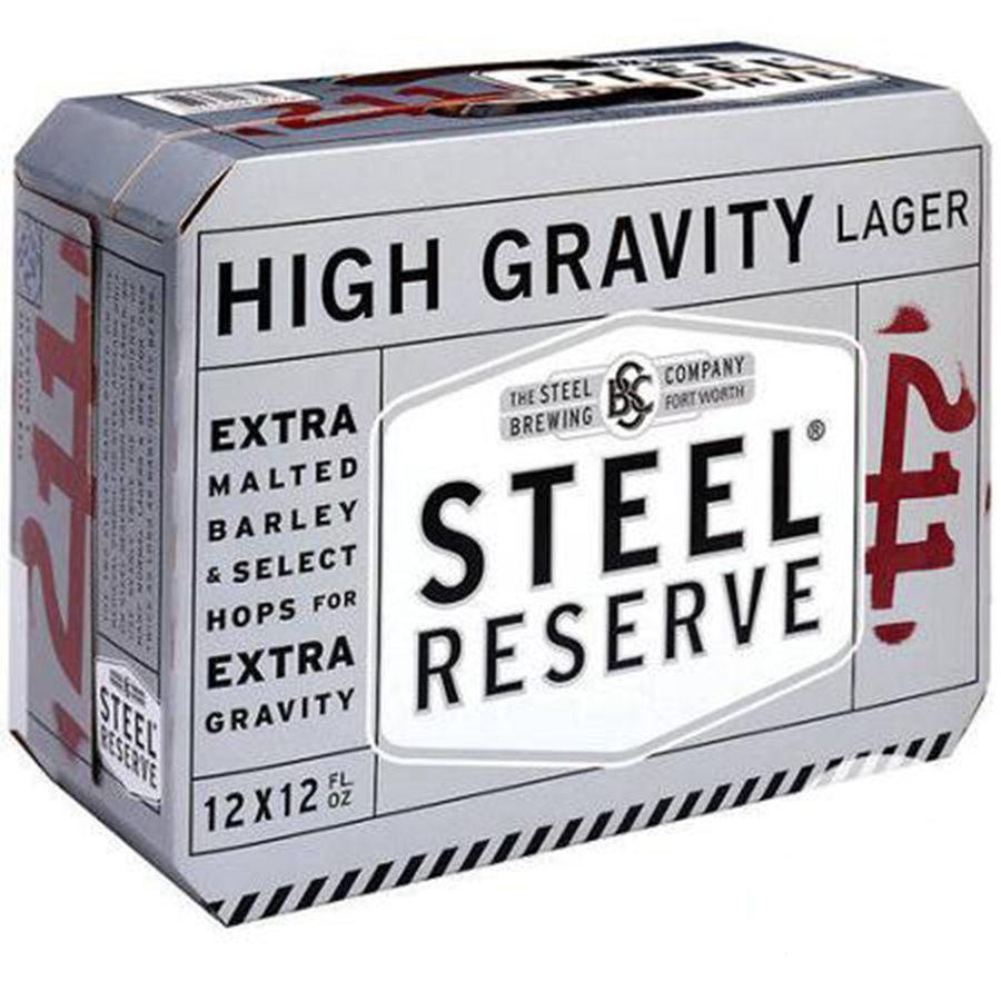 STEEL RESERVE 12CAN