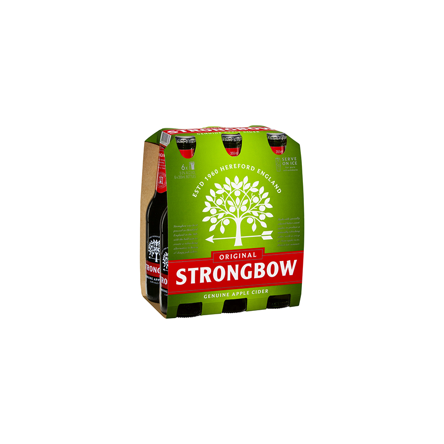 STRONG BOW CIDER 6NR