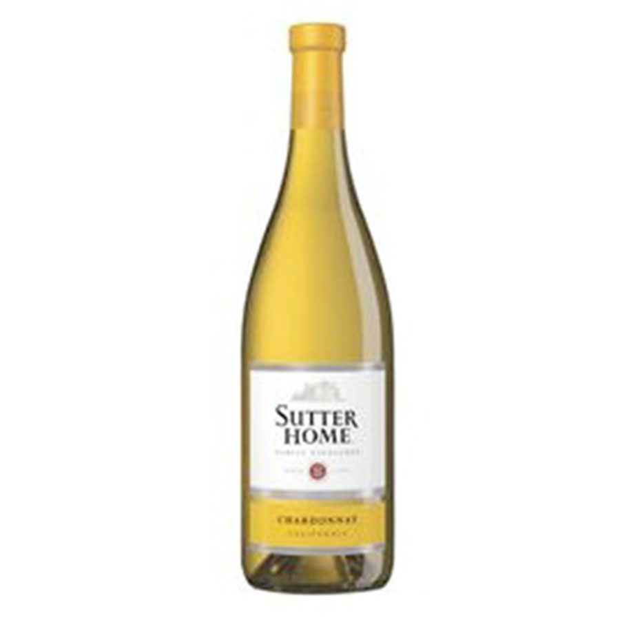 SUTTER HOME CHARDONNAY 750