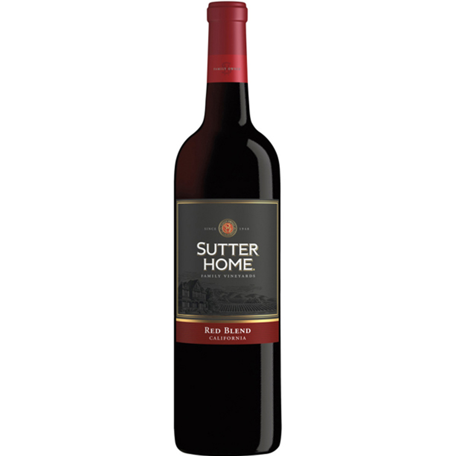 SUTTER HOME RED BLEND 1.5