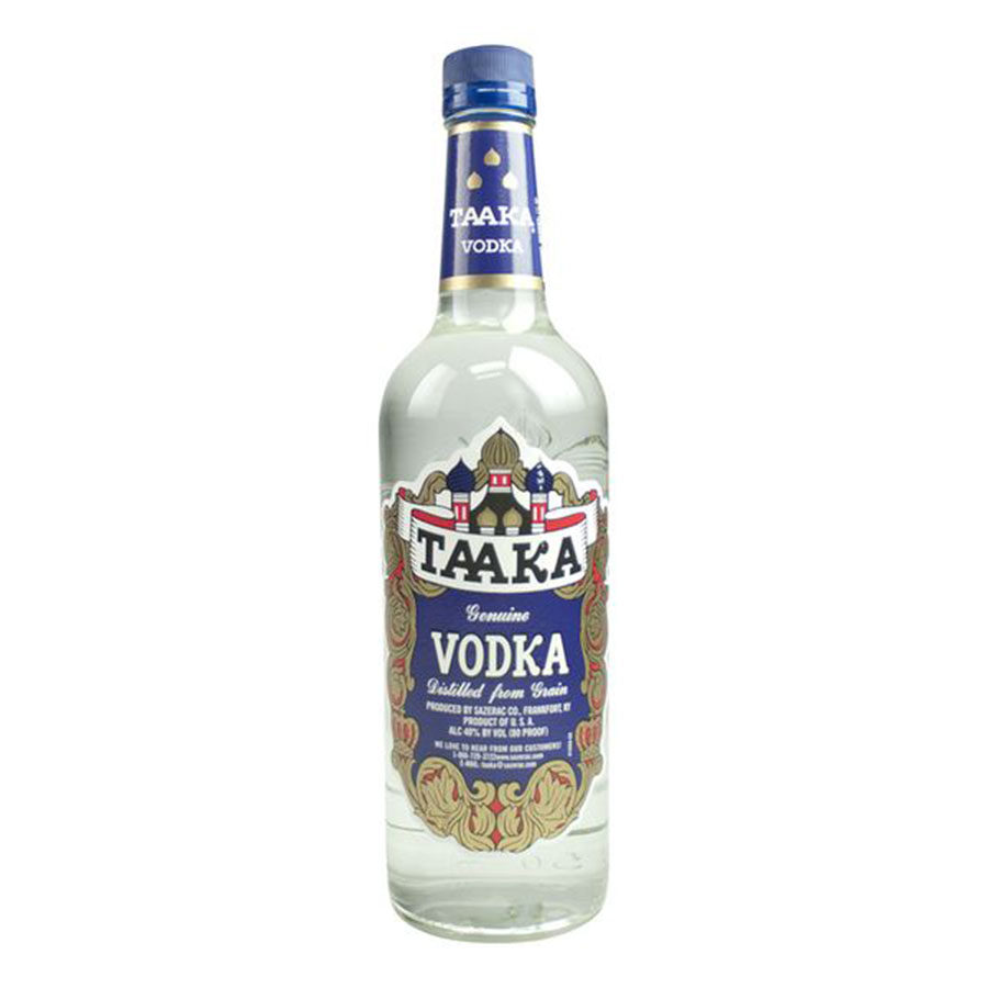TAAKA VODKA 375ML