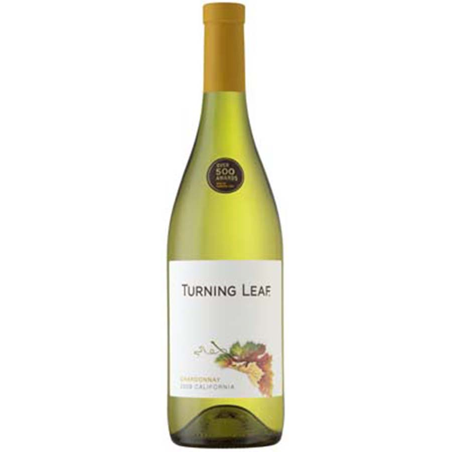 TURNING LEAF CHARDONNAY 750
