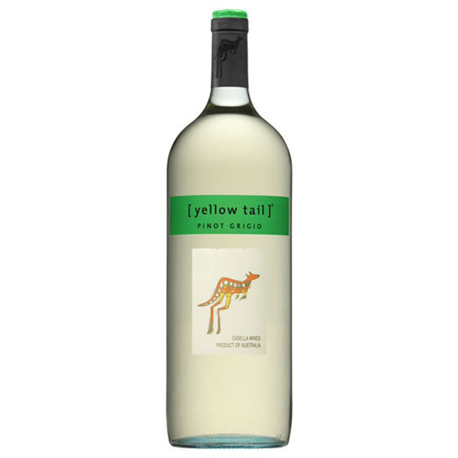 YELLOW TAIL PINOT GRIGIO 750