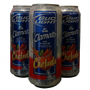 BUD LIGHT CHELADA 16OZ 4CAN
