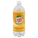 CANADA DRY TONIC WATER LTR