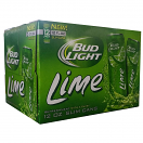BUD LIGHT LIME 12CAN
