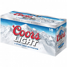 COORS LIGHT 18CAN