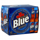 LABATT BLUE LIGHT 12NR